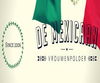 Foto van de Mexicaan in Vrouwenpolder