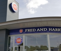 Foto van Fred and Harry's Coffee House in Vlaardingen