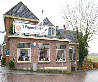 Foto van 't Pannekoekenhuis in Olst