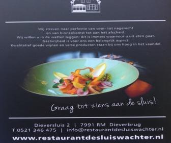 Foto van De Sluiswachter in Dieverbrug