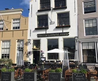 Foto van Hotel de Gouden Leeuw in Goedereede