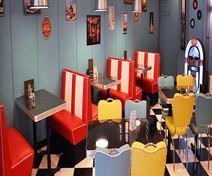 Foto van Michel's American Diner in Steenwijk