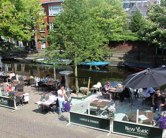 Foto van New york in Den Haag