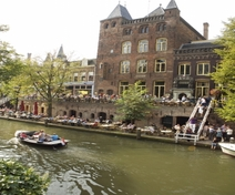 Foto van Oudaen Restaurant in Utrecht
