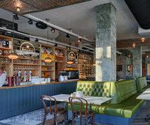 Foto van Brasserie Havenkwartier in Katwijk zh