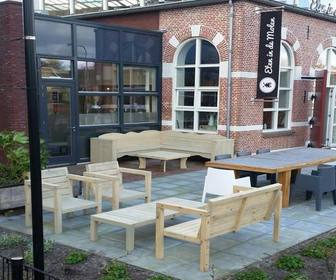 Foto van Eten in de Molen in Leeuwarden
