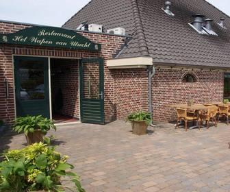 Foto van Wapen van Utrecht in Sint Jansklooster