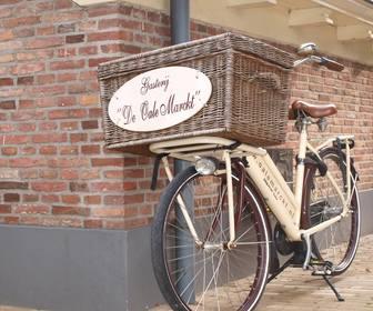 Foto van de Oale Marckt in Wierden