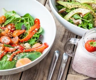 Foto van Mr Salad in Rotterdam