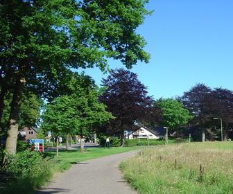 Foto van De Vossenberg in Vierhouten