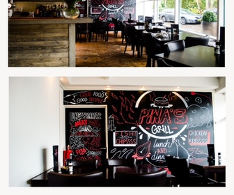 Foto van Pina's Grill in Amsterdam