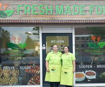 Foto van Fresh Made Food 't Raadhuis in Alphen nb