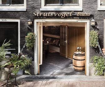 Foto van Bistro De Struisvogel in Amsterdam