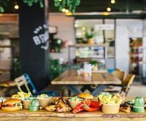 Indiaas restaurant korte leidsedwarsstraat