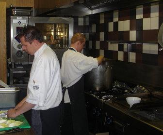 Foto van Brasserie M'n Schoonouders in Boskoop