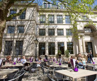 Foto van De Rechtbank in Utrecht