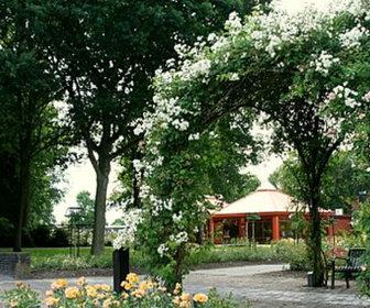 Foto van Rozenpaviljoen in Winschoten