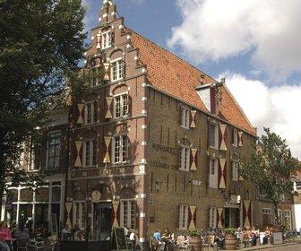 Foto van Eetcafé Nooitgedagt in Harlingen