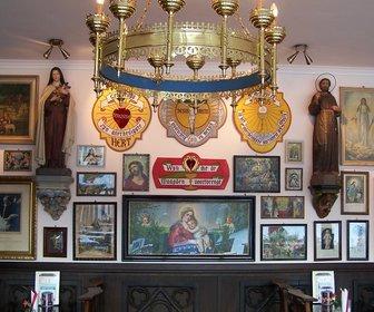 Foto van De Zwarte Madonna in Vaals