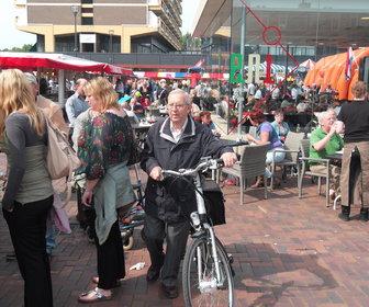 Foto van Elleni in Leiden