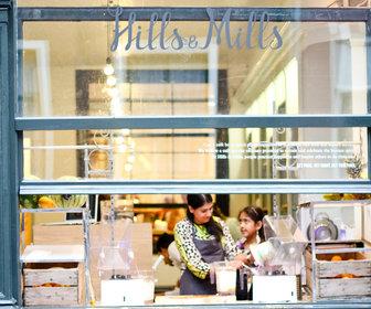 Foto van Hills & Mills in Delft