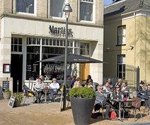 Foto van Brasserie Martins in Apeldoorn