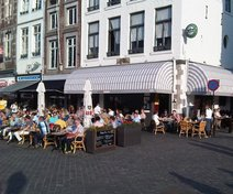 Photograph of Café De Zwaan located in Maastricht