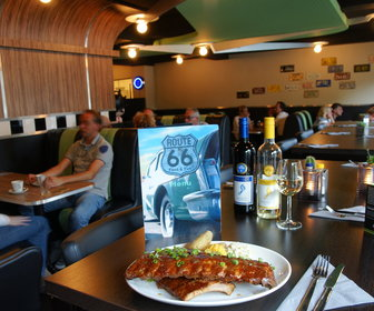 Foto van Route 66 in Veldhoven