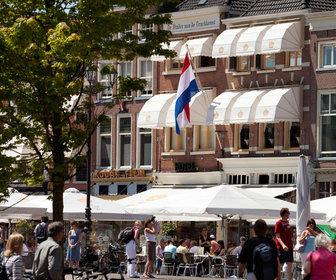 Foto van Het Konings Huys in Delft