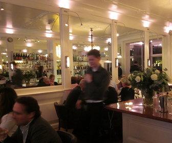 Foto van Brasserie Van Baerle in Amsterdam