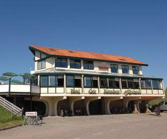 Foto van Restaurant Hotel Havenzicht in Oudeschild