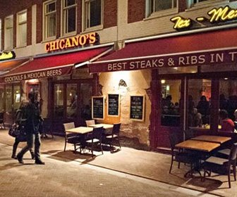 Foto van Chicano's in Amsterdam