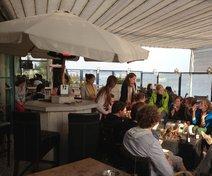 Foto van Restaurant Aquarius in Hellevoetsluis