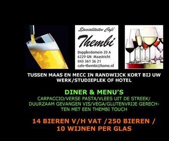 Foto van Café Thembi in Maastricht