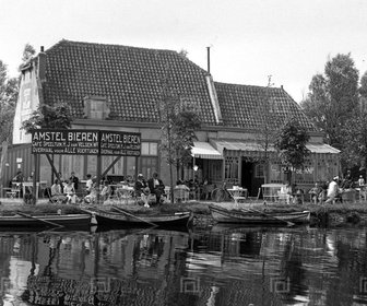 Foto van Restaurant De Knip in Voorschoten