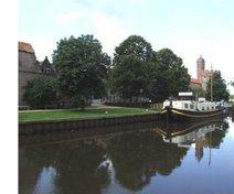 Foto van Pannenkoekschip in Zwolle
