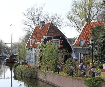 Foto van De Fortuna in Edam