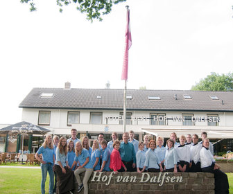 Foto van Brasserie 't Hof in Dalfsen