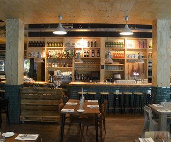 Foto van Restaurant BarLucca in Breda