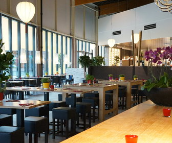 Foto van Tafelen in Middelburg