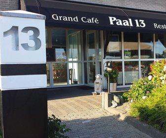 Foto van Paal 13 in Nes Ameland