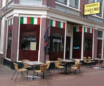 Foto van 'O Sole Mio in Leiden