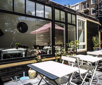 Foto van Pannenkoekenhuis Candela in Amsterdam