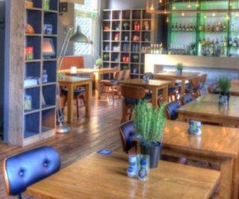 Foto van Het Stadscafe in Apeldoorn