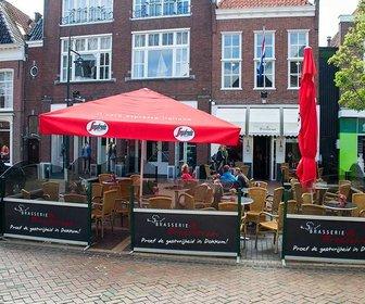 Foto van De Breedstraat in Dokkum