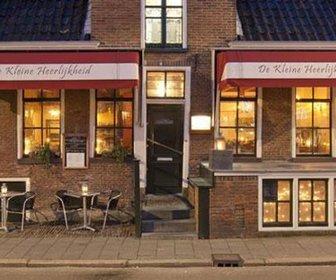 Foto van De Kleine Heerlijkheid in Groningen