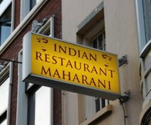 Foto van Maharani in Den Haag