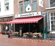 Foto van Donatello's in Leiden