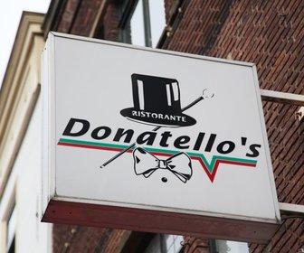 Foto van Donatello's in Leiden
