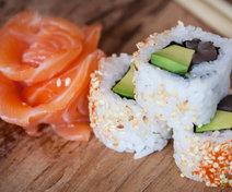 Foto van Phở and Sushi in Arnhem